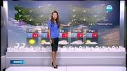 Прогноза за времето (27.12.2015 - централна)