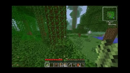 Minecraft Survival With Nasky Ep.02 - [ Home,sweet home ]