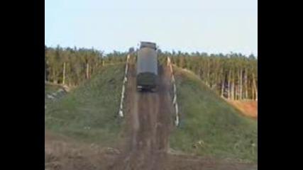 Бронницы 2004. Тест На Камиони Камаз.