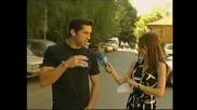 Scott Adkins Interview Bulgaria