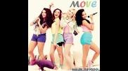 [превод] Little Mix - Move