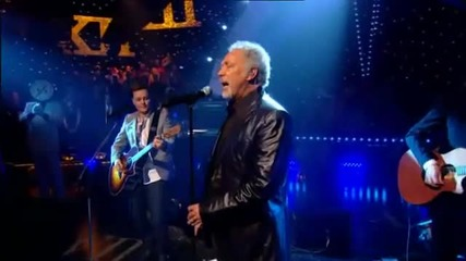 Tom Jones - Green Green Grass Of Home (31 December, 2009)