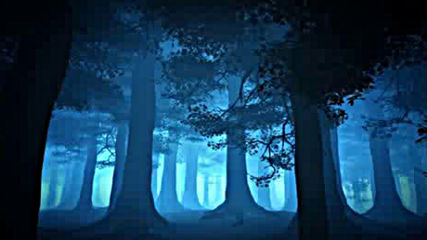 Celtic Fantasy Music - Blue Night Woods Enchanted Beautiful Mystical