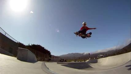 Страхотни умения със скейт!