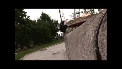 Learn Freerunning and Parkour - Reverse Vault