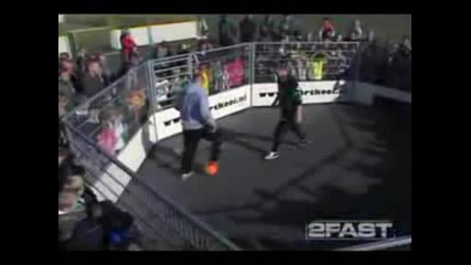 The Ultimate Football Trick