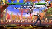 Gamescom 2011: King Of Fighters 13 - Team Japan: Benimaru Trailer