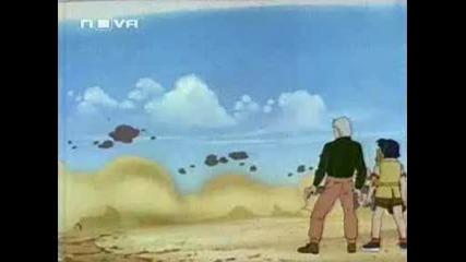 капитан планета - 1х23 - свинска надпревара - бг аудио.