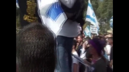Israel: Right-wingers rally for release of IDF soldier who shot dead Palestinian