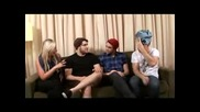 Interview with Zac and Taylor