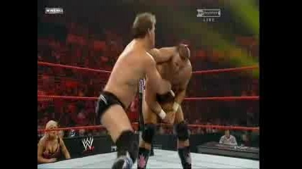 Over The Limit 2010 - The Miz & Chris Jericho vs Hart Dynasty ( Unified Tag Team Championship)