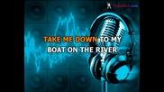 Styx - Boat On The River (karaoke)