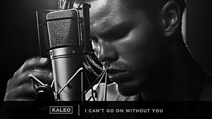 Kaleo - I Can't Go On Without You ( Official Audio)