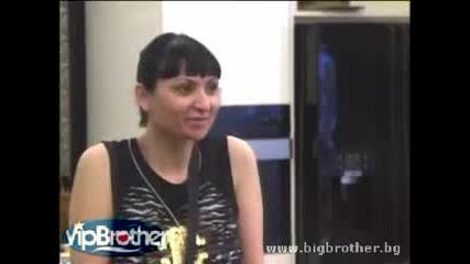 Vip Brother - Софи Маринова не я познали в супермаркета
