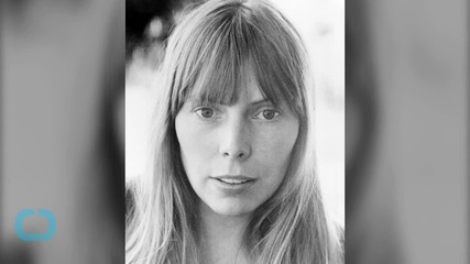 Joni Mitchell's Friend Files for Conservatorship