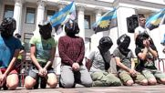 Ukraine: Activists demand release of prisoners from disputed eastern territories