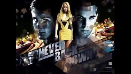 Never back down ||| Soundtrack: Someday