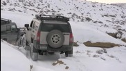 Hummer H3 off-road