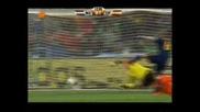 Финал World Cup: Испания - Холандия 1 - 0