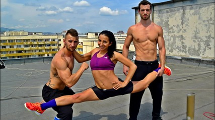 GymTour - Тренировка над София