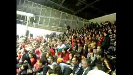 ЦСКА - фенербахче волейбол 11.11.2008 Шампиони але...