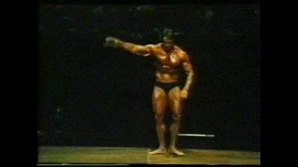 Arnold Schwarzenegger - Mr.olympia '80