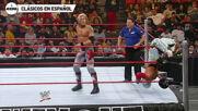 Edge vs. Rey Mysterio - Campeonato Mundial de Peso Completo: WWE No Way Out 2008 (Lucha Completa)