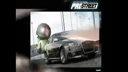 Nfs Prostreet Cars