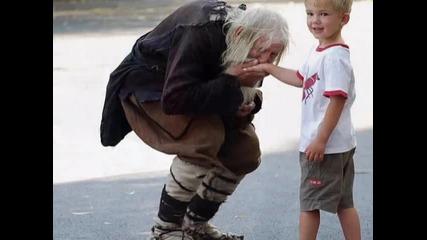 Дядо Добри - За Бога, Хората И Мравките.