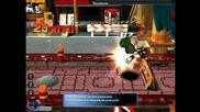 Rumble Fighter Dragon Advanced Nanmu Juggle
