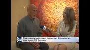 """Световноизвестният диригент Франсиско Ноя пред ТВ """"Европа"""""""
