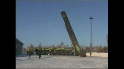 Стратегическа ракета Тополь - М