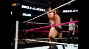 The Miz vs Sheamus ( United States Championship ) - Wwe Hell In A Cell 2014