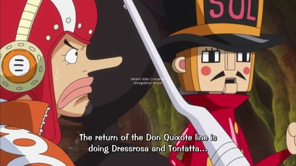 One Piece - 658 Eng Subs