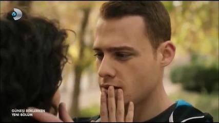 Kerem Zeynep kiss slow motion (18 bolum)
