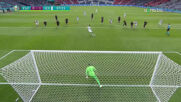 Хърватия - Чехия 0:1 /първо полувреме/