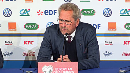 France: Iceland boss admits world champions too good