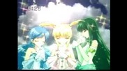 Lucia, Hanon and Rina Poker Face [mermaid Melody]