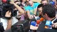 Гигов: Решението за новия селекционер е в интерес на футбола