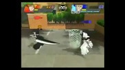 Bleach Blade Battlers 2 - Ichigo Vs. Grimmjou