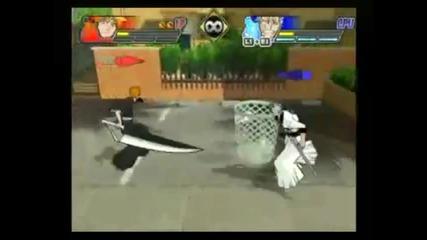 Bleach Blade Battlers 2 - Ichigo Vs. Grimmjou