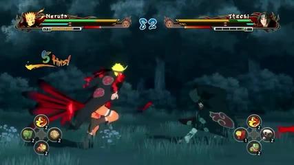 Naruto storm revolution Kcm Akatsuki Naruto mod
