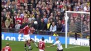 Победният гол на Димитър Бербатов срещу Ливърпул