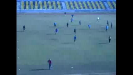 Тренировка На Футболен Отбор