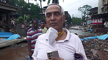 India: At least 112 dead as monsoon rain brings chaos to Maharashtra