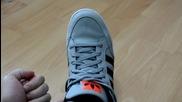 Връзване на обувки за 2 секунди