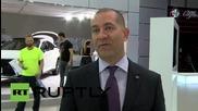 UAE: Lexus-designed hover board on display at Dubai Auto Show