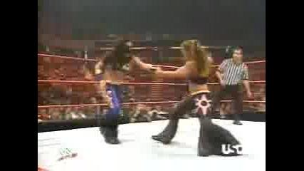 Divas Match: July 23rd 2007