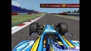 Esl Pro Series F1 Challenge A.ranchev Poleposition Nurburgring 2006