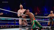 The New Day vs. The Bar – SmackDown Tag Team Title Match: WWE Super Show-Down 2018 (Full Match)
